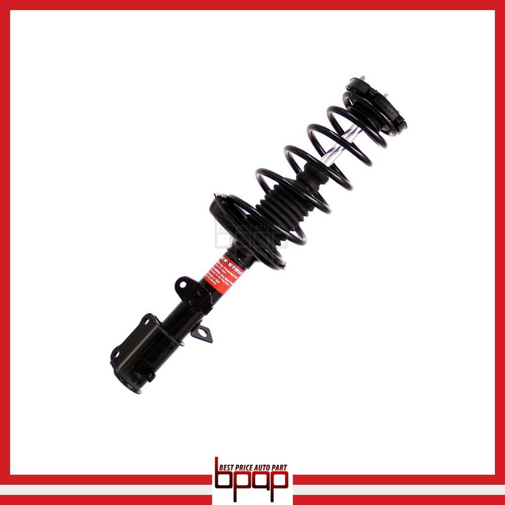 Front Strut Replacement Cost >> Shock Absorber Strut Assembly - Rear Left Toyota Corolla ...