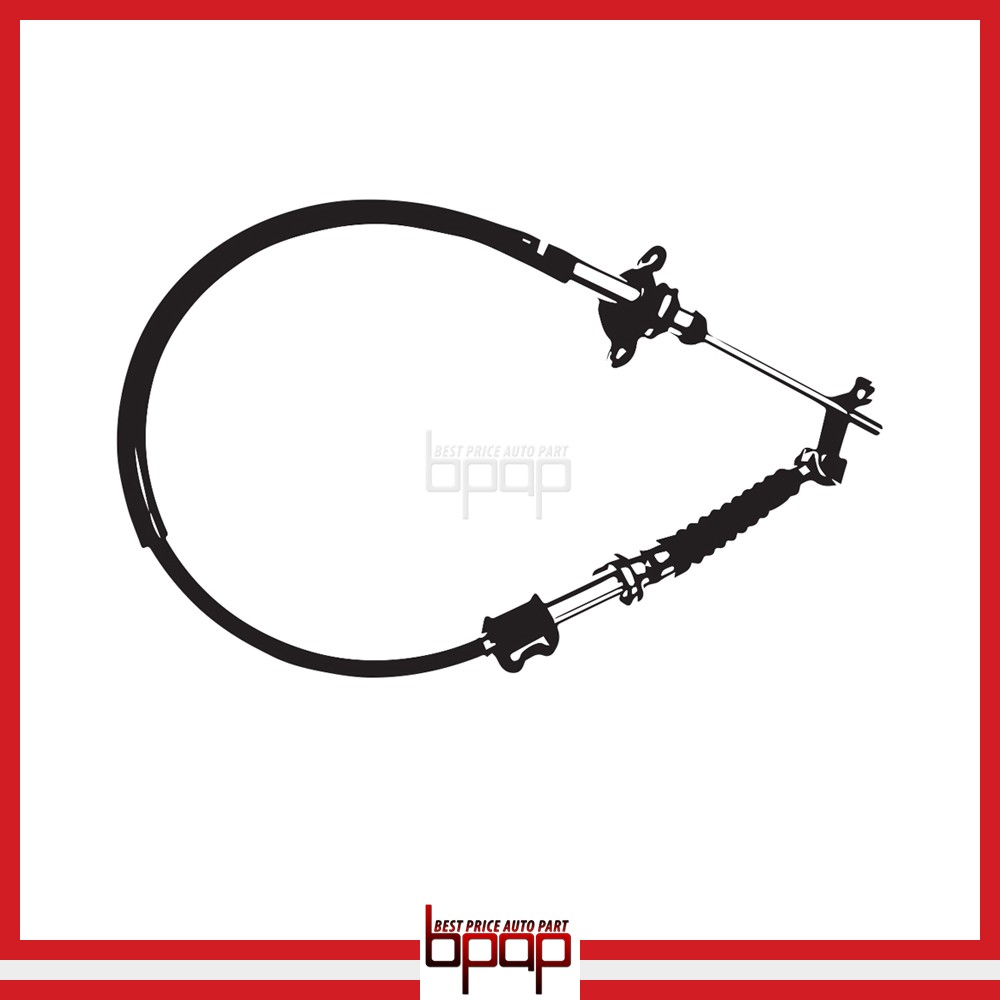 2005 Pontiac Montana Transmission: Automatic Transmission Shift Cable