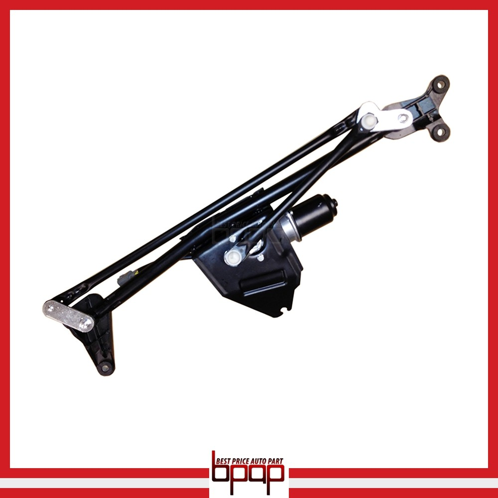 Wiper Transmission Linkage With Motor Assembly Acura MDX