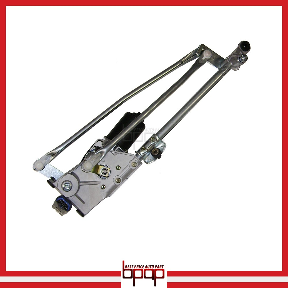 Acura Tl 99 Transmission: Wiper Transmission Linkage With Motor Assembly Acura TL