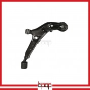 Control Arm and Ball Joint Assembly - Front Right Lower - TLMA97