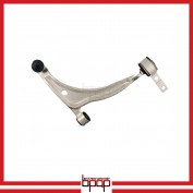 Control Arm and Ball Joint Assembly - Front Right Lower - TLAL03