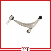Front Lower Control Arm with Bushings and Ball Joint Driver Side