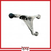 Control Arm and Ball Joint Assembly - Rear Right Upper - TRMA10