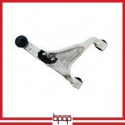 Control Arm and Ball Joint Assembly - Rear Left Upper - TRMA09