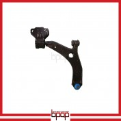 Control Arm and Ball Joint Assembly - Front Right Lower - TLM311