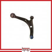 Control Arm and Ball Joint Assembly - Front Right Lower - TLPI03