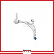 Control Arm and Ball Joint Assembly - Front Right Lower - TLMD07