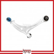 Control Arm and Ball Joint Assembly - Front Right Lower - TLOD07