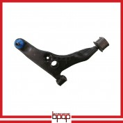 Control Arm and Ball Joint Assembly - Front Right Lower - TLMI97