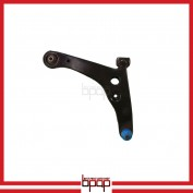 Control Arm and Ball Joint Assembly - Front Right Lower - TLLA02