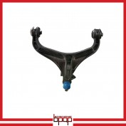 Control Arm and Ball Joint Assembly - Front Right Lower - TLLI08