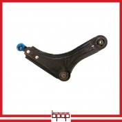 Control Arm and Ball Joint Assembly - Front Right Lower - TLNU01