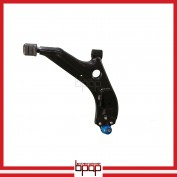 Control Arm and Ball Joint Assembly - Front Right Lower - TLLE98