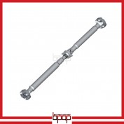 Rear Propeller Drive Shaft Assembly - DSX116