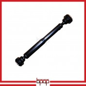 Front Propeller Drive Shaft Assembly - DSRR06