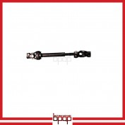Lower Steering Shaft & Upper Universal Joint Assembly - JCAL15