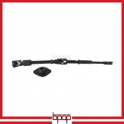 Upper Steering Shaft & Lower Steering Shaft - JCDA01