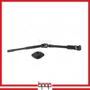 Upper Steering Shaft & Lower Steering Shaft - JCDA97