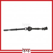 Upper Steering Shaft & Lower Steering Shaft - JCDA98