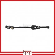 Lower Steering Shaft & Upper Universal Joint Assembly - JCMU04
