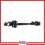 Upper Steering Shaft & Lower Steering Shaft - JCSE02