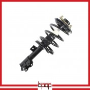 Shock Absorber Strut Assembly - Front Right - SOAL03