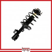 Shock Absorber Strut Assembly - Front Left - SOCA02
