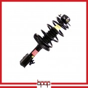 Shock Absorber Strut Assembly - Front Left - SOCA92