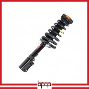 Shock Absorber Strut Assembly - Rear Left - SOCA94