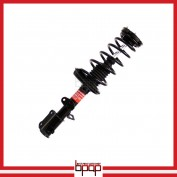 Shock Absorber Strut Assembly - Front Left - SOCO95