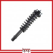 Shock Absorber Strut Assembly - Front Left - SOCR97