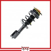 Shock Absorber Strut Assembly - Front Left or Right - SORE97