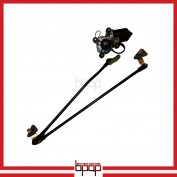 Wiper Transmission Linkage with Motor Assembly - WA4R02