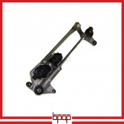 Wiper Transmission Linkage with Motor Assembly - WAAC03