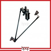 Wiper Transmission Linkage with Motor Assembly - WAAC96
