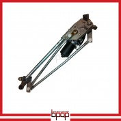 Wiper Transmission Linkage with Motor Assembly - WAAC98