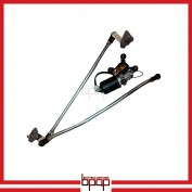 Wiper Transmission Linkage with Motor Assembly - WACA92