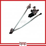 Wiper Transmission Linkage with Motor Assembly - WACA95