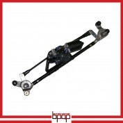 Wiper Transmission Linkage with Motor Assembly - WACA97