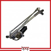 Wiper Transmission Linkage with Motor Assembly - WACI96