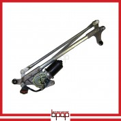 Wiper Transmission Linkage with Motor Assembly - WACR97