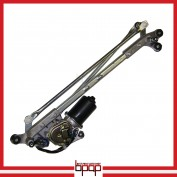 Wiper Transmission Linkage with Motor Assembly - WADS93