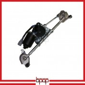 Wiper Transmission Linkage with Motor Assembly - WAEC00