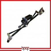 Wiper Transmission Linkage with Motor Assembly - WAHI08