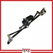 Wiper Transmission Linkage with Motor Assembly - WAHI01