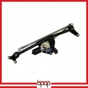 Wiper Transmission Linkage with Motor Assembly - WAOD02