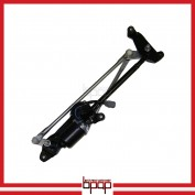 Wiper Transmission Linkage with Motor Assembly - WASI04