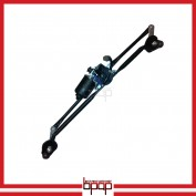 Wiper Transmission Linkage with Motor Assembly - WATA05