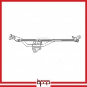 Wiper Transmission Linkage - WLV609